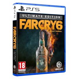 Far Cry 6 - Ultimate Edition PS5 - Oferta DLC