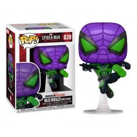 POP! Games: Marvel's Spider-Man : Miles Morales - Miles (Purple Reign Suit) 839