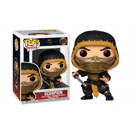 POP! Movies: Mortal Kombat - Scorpion 1055