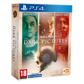 The Dark Pictures Anthology: Triple Pack PS4 / PS5