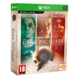 The Dark Pictures Anthology: Triple Pack Xbox One / Series X
