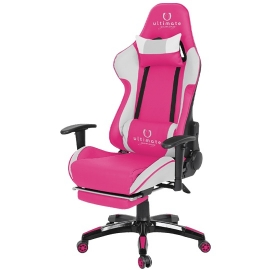 Cadeira Ultimate Gaming Orion - Rosa