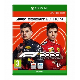 F1 2020 (Seminovo) Xbox One