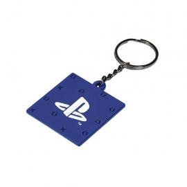 Porta-chaves Oficial Playstation Metal