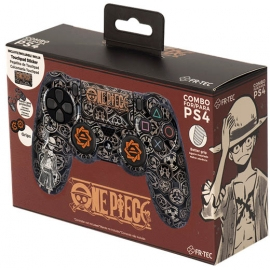 Combo Pack One Piece Luffy PS4 - FR-TEC