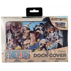 Dock Cover One Piece Dressrosa Switch - FR-TEC