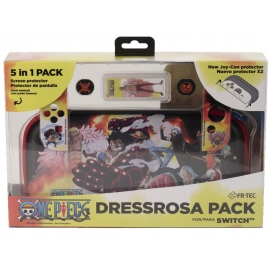 Full Pack One Piece Dressrosa Switch - FR-TEC