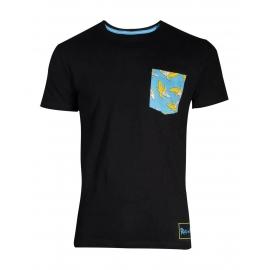 T-shirt Rick & Morty - Banana Pocket