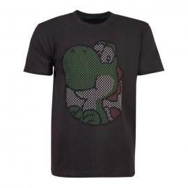 T-shirt Nintendo - Yoshi Rubber Printed