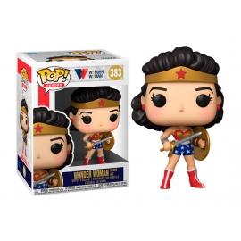 POP! Heroes: Wonder Woman 80th - Wonder Woman Golden Age (1950's) 383