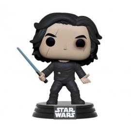 POP! Bobble-Head: Star Wars: Ben Solo (with Blue Saber) 431