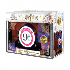 Candeeiro Harry Potter - Platform 9 3/4