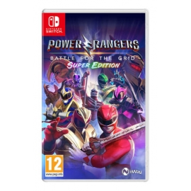 Power Rangers: Battle for the Grid - Super Edition Switch