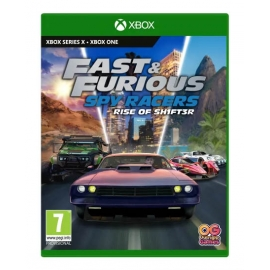 Fast & Furious Spy Racers: Rise of SH1FT3R Xbox One / Series X