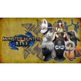 Monster Hunter Rise DLC Pack 1 Switch (Nintendo Digital)