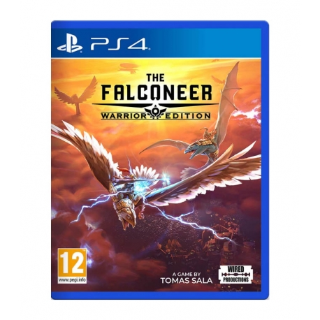 The Falconeer - Warrior Edition PS4