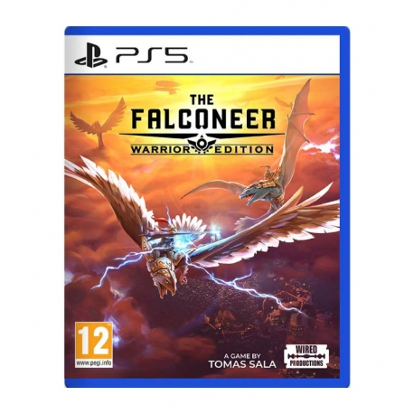 The Falconeer - Warrior Edition PS5