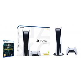 Pack Consola Playstation 5 + Returnal (Ver Notas no descritivo do produto)