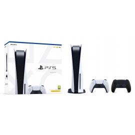 Pack Consola Playstation 5 + Comando Dualsense Midnight Black (Ver Notas no descritivo do produto)