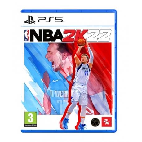 NBA 2k22 - Standard Edition PS5