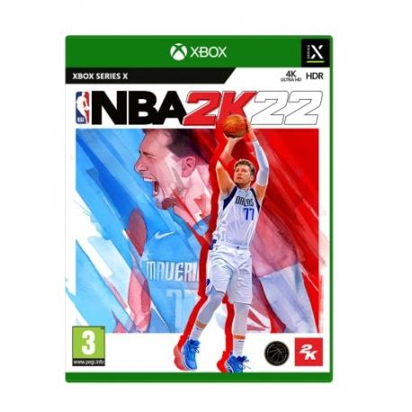 NBA 2k22 - Standard Edition Xbox Series X