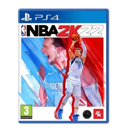 NBA 2k22 - Standard Edition PS4