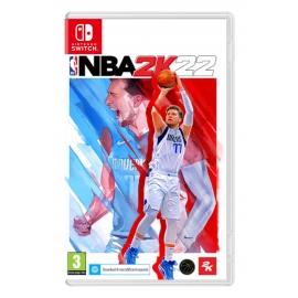 NBA 2k22 - Standard Edition Switch