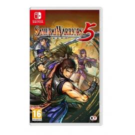 Samurai Warriors 5 Switch