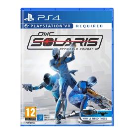 VR Solaris: Offworld Combat PS4