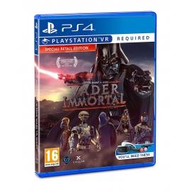 Vader Immortal: A Star Wars VR Series PS4
