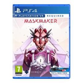 VR Mask Maker PS4