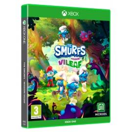 The Smurfs: Mission Vileaf - Smurftastic Edition Xbox One