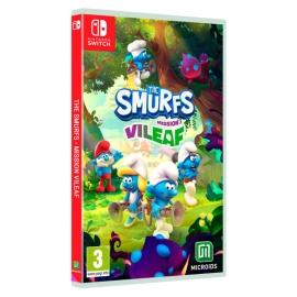 The Smurfs: Mission Vileaf - Smurftastic Edition Switch