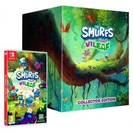 The Smurfs: Mission Vileaf - Collector's Edition Switch