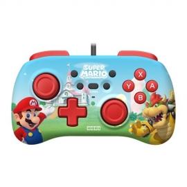 Comando Horipad Mini Switch - Super Mario
