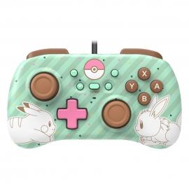 Comando Horipad Mini Switch - Pikachu & Eevee