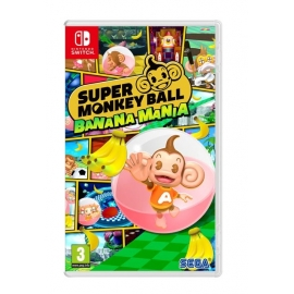 Super Monkey Ball: Banana Mania Switch