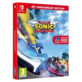 Team Sonic Racing - Special Edition Switch