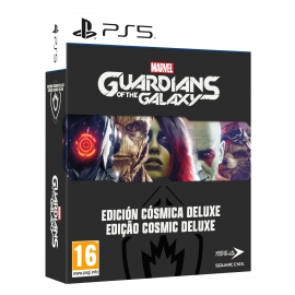 Marvel's Guardians of the Galaxy - Cosmic Deluxe Edition PS5 - Oferta DLC