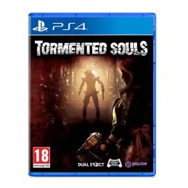 Tormented Souls PS4