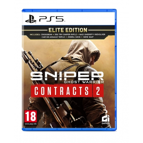 Sniper Ghost Warrior: Contracts 2 - Elite Edition PS5