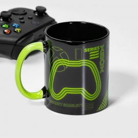 Caneca Numskull Xbox Series X Power Your Dreams