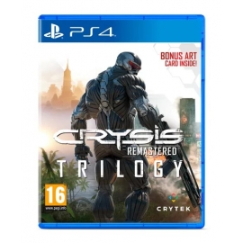 Crysis Remastered Trilogy PS4