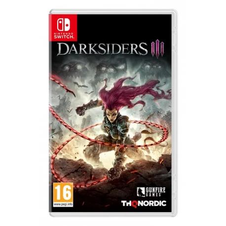 Darksiders III Switch