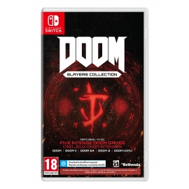Doom Slayers Collection Switch