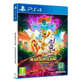 Marsupilami: Hoobadventure! Tropical Edition PS4