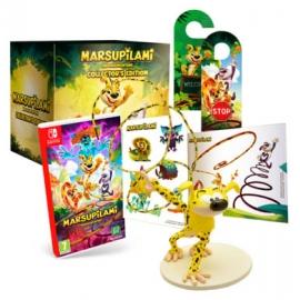 Marsupilami: Hoobadventure! Collector's Edition Switch