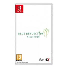 Blue Reflection: Second Light Switch