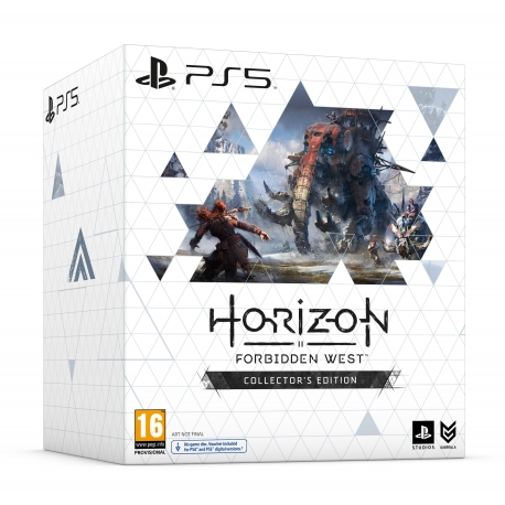 Horizon Forbidden West - Collector's Edition (Em Português) PS4 / PS5