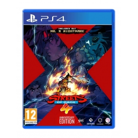 Streets of Rage 4 - Anniversary Edition PS4